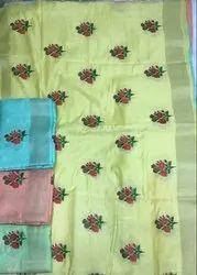 Linen Embroidery Fabrics