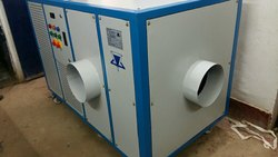Mild Steel And Gi Portable Package Air Conditioning, For Industrial Use, 3.5- 20 Ton