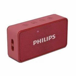 Philips BT64 Portable Bluetooth Speaker
