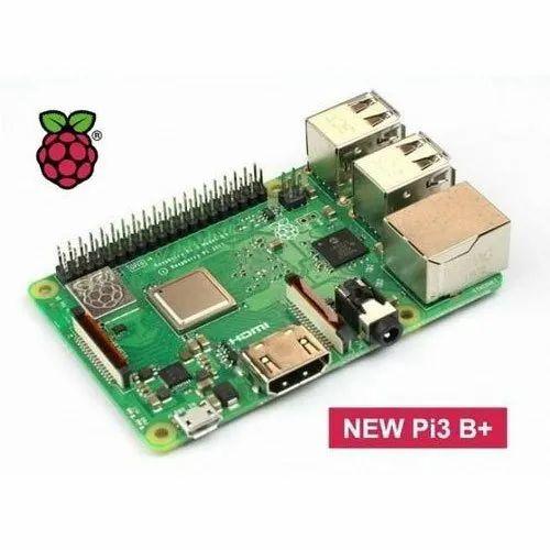 Raspberry Pi 3 - Model B Plus