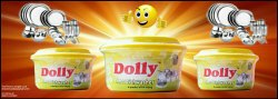 Dolly Lime Dish Wash Bar, Pack Type: Plastic Box