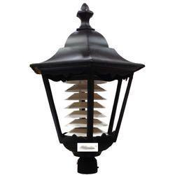 Ceaser Cast Aluminium Post Top Lantern