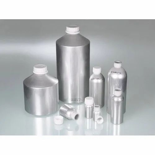 Anodized Aluminium Containers, For Chemical Packaging, 2-5 Mm, Rs 10 / container   ID: 4438447355