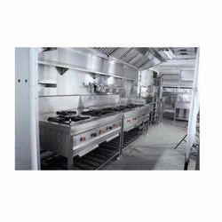 Raunak Gas Range with Gravy & Masala Containers