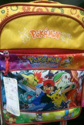 Kids Fancy School Bag