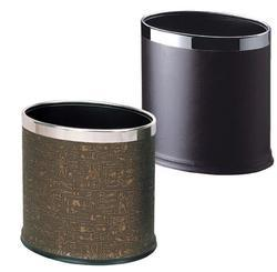 Oval Double Layer Dustbin