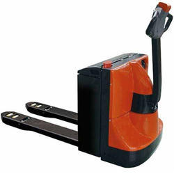 Semi Electric Hand Pallet Truck