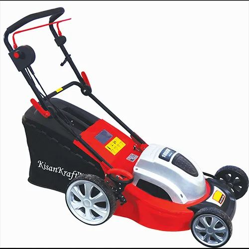 Kisankraft Electric Lawn Mower Kk-Lme-1800