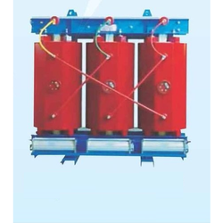 Three Phase Dry Type Cast Resin Transformers, Output Voltage: 433 V