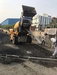 Center Line Asphalt Road Construction Services, Ahmedabad