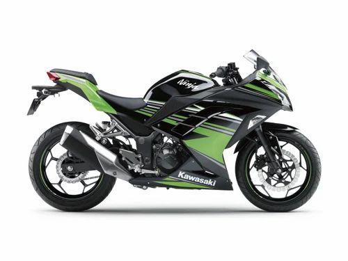 Kawasaki Ninja 300 Bike कवसक बइक Kawasaki Thane