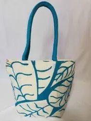 ZMR Casual Wear Designer Fancy Bags/Jute Tote Bags/Fashion bags
