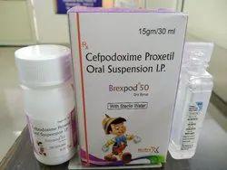 Cefpodoxime Proxetil Oral Suspension IP