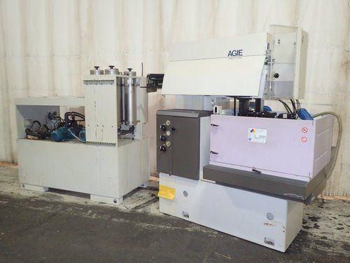 Used EDM Wire Cut Machine- Agie Cut 120 at Rs 1300000 /piece | Cnc ...