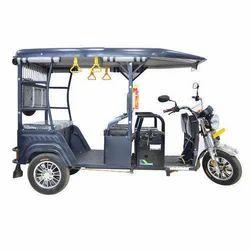 Jessun 4+1 Seater Electric Rickshaw, Dimension: 2710x995x1710 mm
