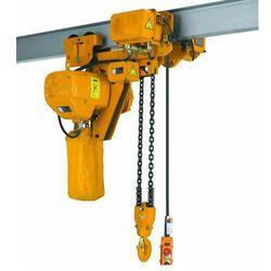 Motorized Chain Block Hoist