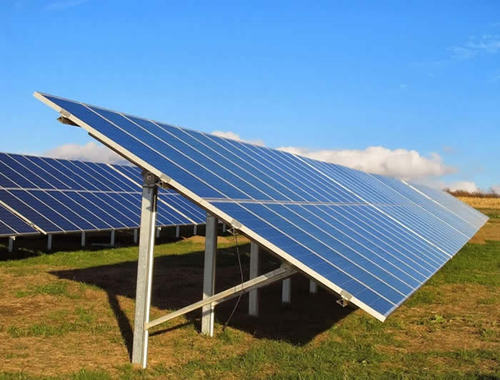 Dairy Farm Solar Lighting
