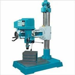 Belt Driven Radial Drilling Machine