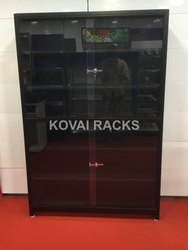 SUPERMAKET STEEL CUPBOARD