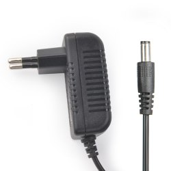 Black Electric 5W Mobile Charger
