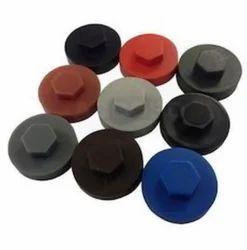 Multicolor HP PVC Color Caps