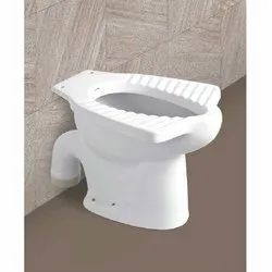 Alpine White Anglo-P S Water Closet, Model Name/Number: Anglo-p/S