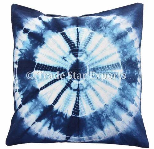 6975361b9f683 Square Tie Dye Shibori Pillow Cases