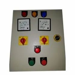 Three Phase 7.5 H.P Fire Electrical DOL Starter Panel