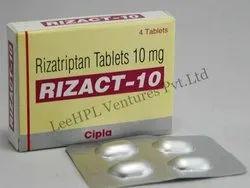 Rizact 10mg Tablet