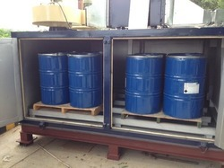Electrically Heated Drum Heating Oven