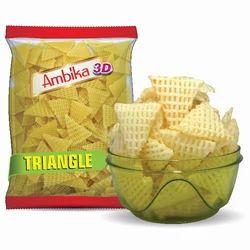 3D Triangle Shape Frymus