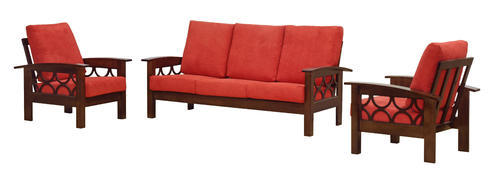 Incredible Brown Wooden Sofa Set Sathya Corporation Id 10026041362 Download Free Architecture Designs Itiscsunscenecom