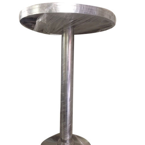 120*120*74 CM Stainless Steel Buffet Table