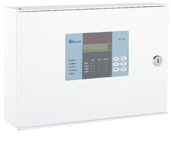 4 Zone Fire Alarm Control Panel, Ravel: RE-104