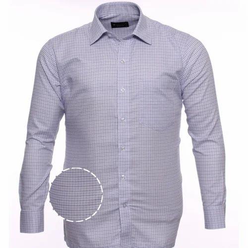 b3565328 Men 42 And 39 Formal Cotton Shirt 21726 (HSN - 6205), Rs 995 /piece ...