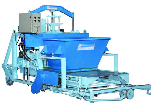 Image result for concrete block making machine