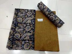 Handloom Kalamkari Dress Materials