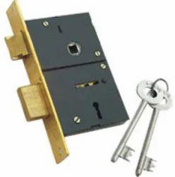 Mortise Lock 6 Lever Steel Double Turn SS Keys L-ML-014