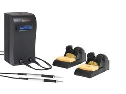 Metcal Dual Port Soldering and Rework Stations
