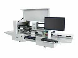 Qihe SMT LED Pick & Place Machine, Production Capacity: 8000cph (practical), Less Than 400w