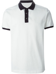 Polyester Half Sleeves Collar Cotton Polo T-Shirts