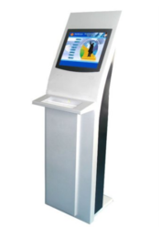 Society Management Service Kiosk