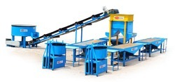 Rubber Mould Paver Block Making Machine