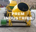 Cement Mixer Machine - Full Bag