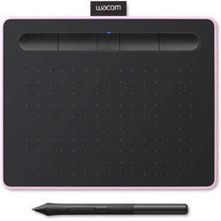 Wacom Intuos Small Ctl-4100Wl/P0-Cx 6.3 X .35 Inch Graphics Tablet