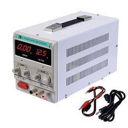 Digital AC-DC Power Source for Industrial Automation