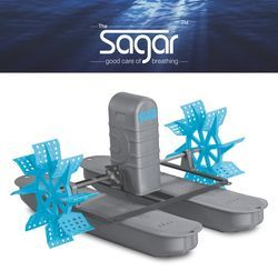 Sagar 1HP Paddle Wheel Aerator