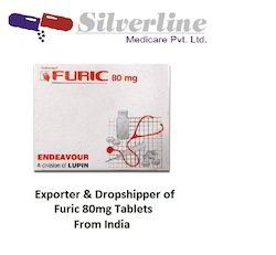 Furic 80mg Tablets