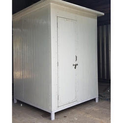 Security Guard Cabin 6'X6'X8' (Sintex Brand)