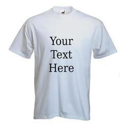 Sublimation T Shirt Printing Services